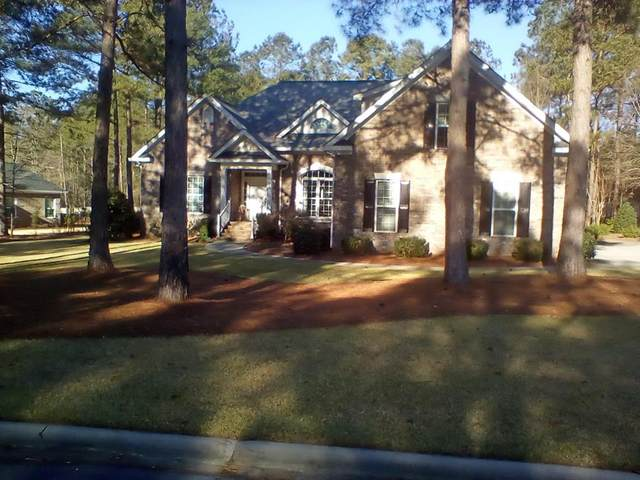 524 Long Shadow Drive, Aiken, SC 29803 (MLS #468341) :: For Sale By Joe | Meybohm Real Estate