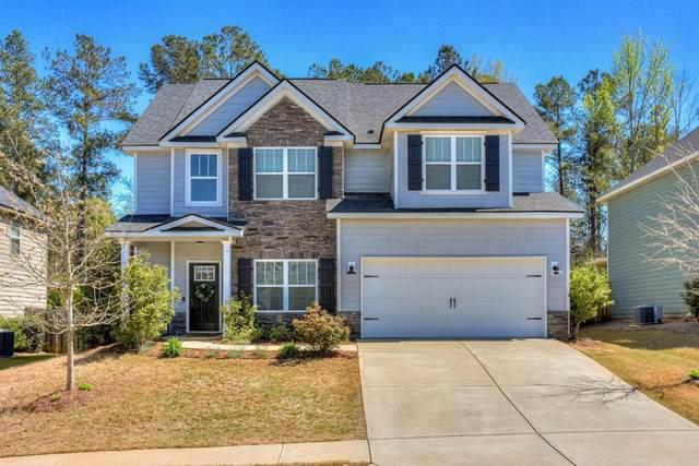 3934 Berkshire Way, Grovetown, GA 30813 (MLS #468351) :: For Sale By Joe | Meybohm Real Estate