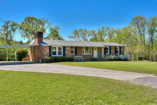 63 Flat Rock Road, Modoc, SC 29838 (MLS #468360) :: The Starnes Group LLC