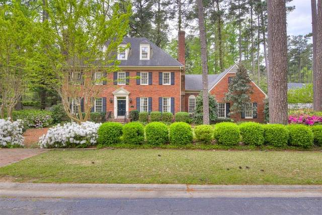 1 Bristlecone Way, Augusta, GA 30909 (MLS #468419) :: Better Homes and Gardens Real Estate Executive Partners