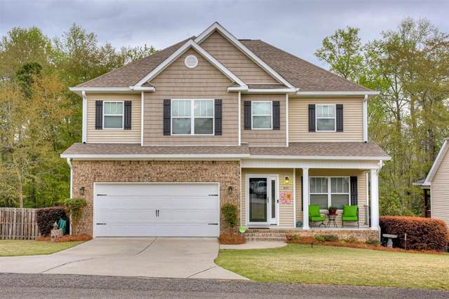 8051 Canary Lake Road, North Augusta, SC 29841 (MLS #468432) :: Better Homes and Gardens Real Estate Executive Partners