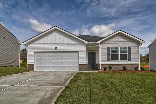 256 Donnington Court, Aiken, SC 29801 (MLS #468458) :: Better Homes and Gardens Real Estate Executive Partners