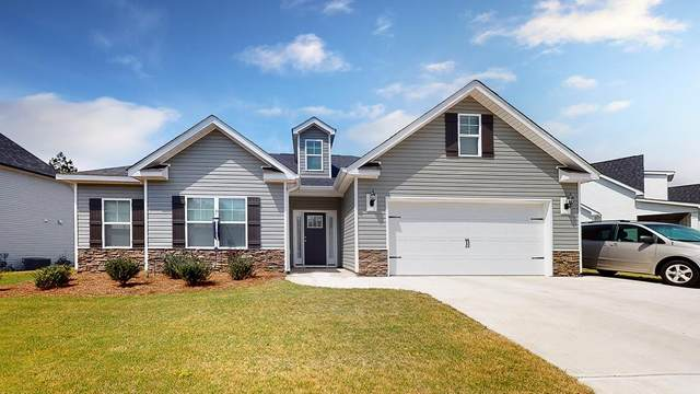 416 Dove Lake Drive, North Augusta, SC 29841 (MLS #468462) :: Rose Evans Real Estate