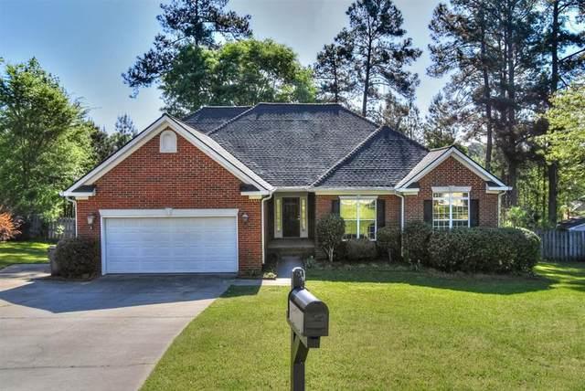 204 Carriage Hills Circle, Martinez, GA 30907 (MLS #468463) :: For Sale By Joe | Meybohm Real Estate