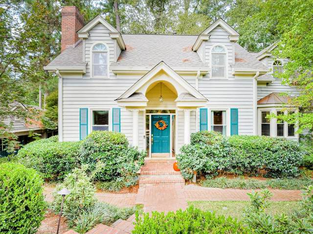 1506 SW Dibble Road, Aiken, SC 29801 (MLS #468467) :: McArthur & Barnes Partners | Meybohm Real Estate