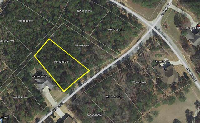 Lot 10 Amelia  Drive, McCormick, SC 29835 (MLS #468468) :: Rose Evans Real Estate