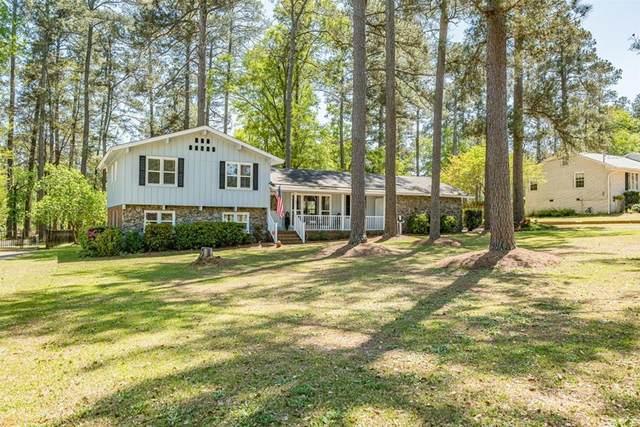 4034 Goshen Lake Drive S, Augusta, GA 30906 (MLS #468481) :: For Sale By Joe | Meybohm Real Estate