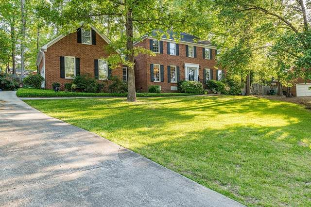 3642 Highlands Circle, Martinez, GA 30907 (MLS #468491) :: Better Homes and Gardens Real Estate Executive Partners