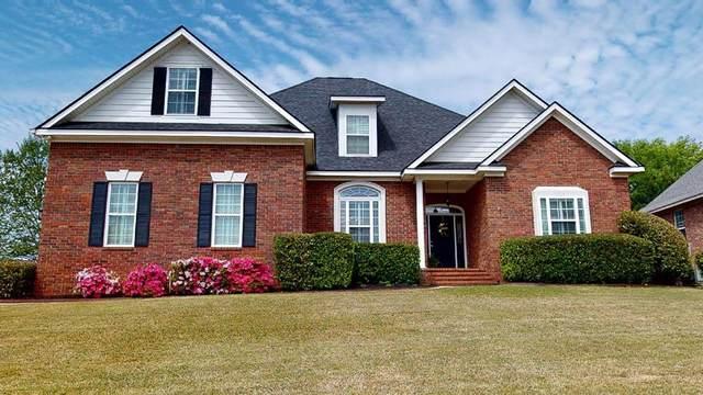 989 Woody Hill Circle, Evans, GA 30809 (MLS #468499) :: Southeastern Residential
