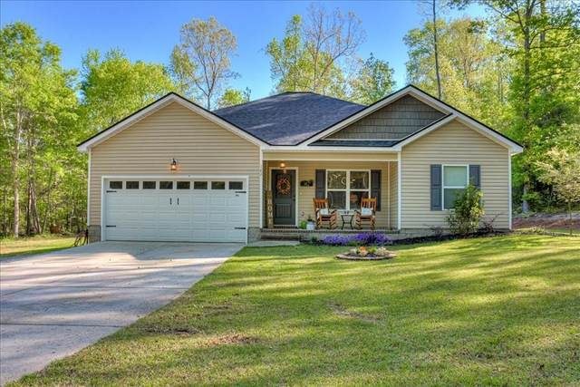 142 Cooper's Loop, North Augusta, SC 29860 (MLS #468502) :: Better Homes and Gardens Real Estate Executive Partners