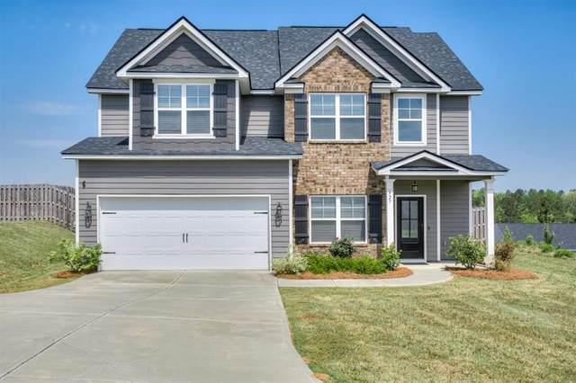 927 Niagra Falls, Grovetown, GA 30813 (MLS #468512) :: Melton Realty Partners