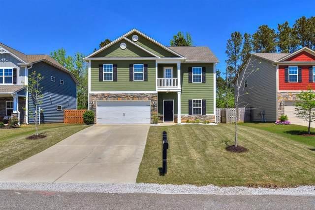 263 Tulip Drive, Evans, GA 30809 (MLS #468514) :: Southeastern Residential