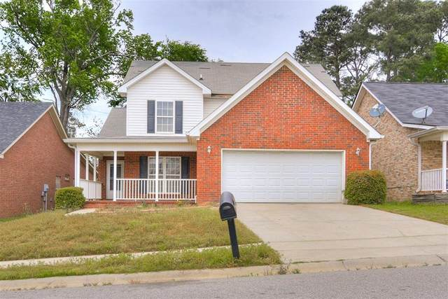 7646 Pleasantville  Way, Grovetown, GA 30813 (MLS #468527) :: Better Homes and Gardens Real Estate Executive Partners