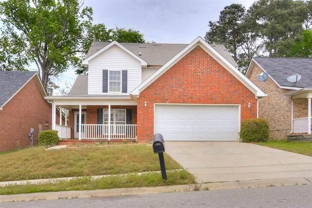 7646 Pleasantville  Way, Grovetown, GA 30813 (MLS #468527) :: Shaw & Scelsi Partners