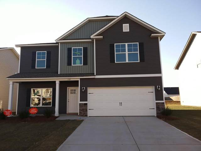 1033 Sapphire Drive, Graniteville, SC 29829 (MLS #468529) :: Rose Evans Real Estate