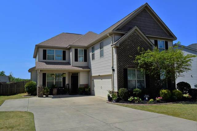 9009 Battle Court, Grovetown, GA 30813 (MLS #468536) :: Better Homes and Gardens Real Estate Executive Partners