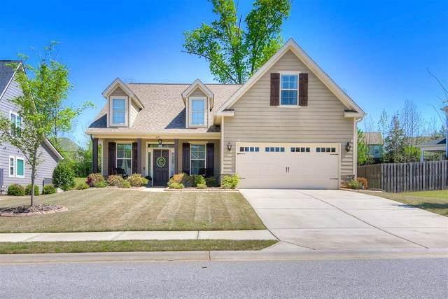 425 Kirkwood Drive, Evans, GA 30809 (MLS #468540) :: Southeastern Residential