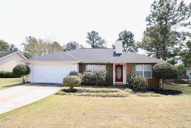 564 Old Sudlow Lake Road, North Augusta, SC 29841 (MLS #468547) :: Melton Realty Partners