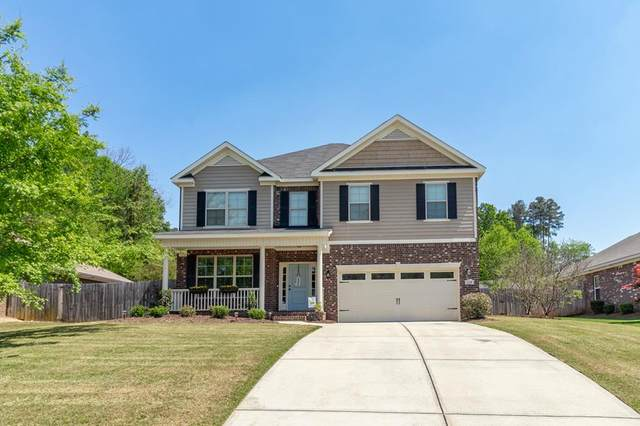 118 Blair Lane, North Augusta, SC 29860 (MLS #468551) :: Better Homes and Gardens Real Estate Executive Partners