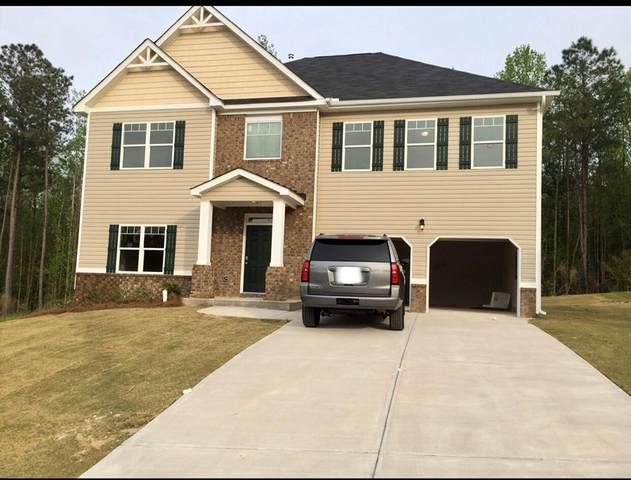 1505 Oglethorpe Drive, Hephzibah, GA 30815 (MLS #468552) :: McArthur & Barnes Partners | Meybohm Real Estate