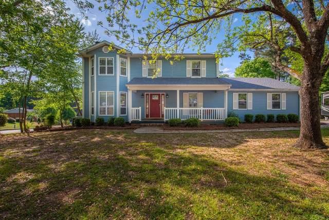 202 Holden Drive, Martinez, GA 30907 (MLS #468560) :: Southeastern Residential