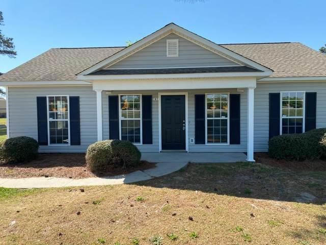 161 Dupont Drive Nw, Aiken, SC 29801 (MLS #468561) :: Rose Evans Real Estate