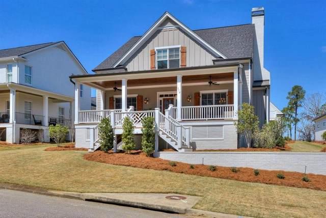 772 Marsh Point Road, Evans, GA 30809 (MLS #468563) :: Southeastern Residential
