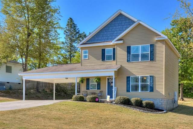 5104 Trickling Creek Drive, Graniteville, SC 29829 (MLS #468574) :: Better Homes and Gardens Real Estate Executive Partners