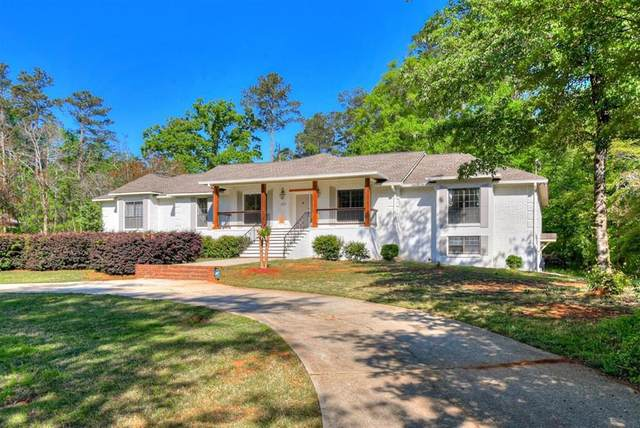 243 Bohler Drive, Evans, GA 30809 (MLS #468578) :: Shannon Rollings Real Estate