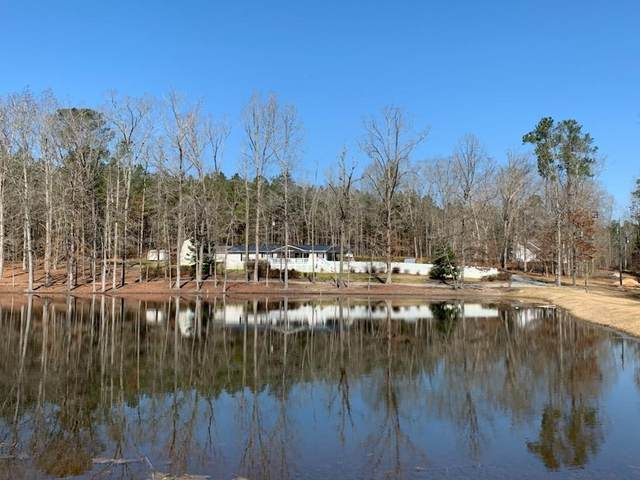 1479 Mount Pleasant Road Sw, Thomson, GA 30824 (MLS #468581) :: Rose Evans Real Estate
