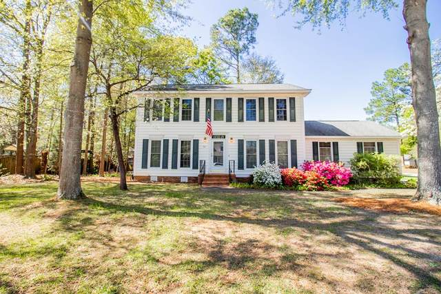 208 Ashwood Drive, Aiken, SC 29801 (MLS #468586) :: Young & Partners