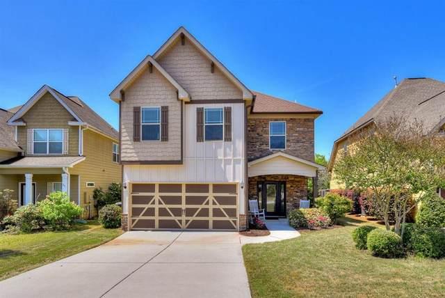 239 Asa Way, Evans, GA 30809 (MLS #468587) :: McArthur & Barnes Partners | Meybohm Real Estate