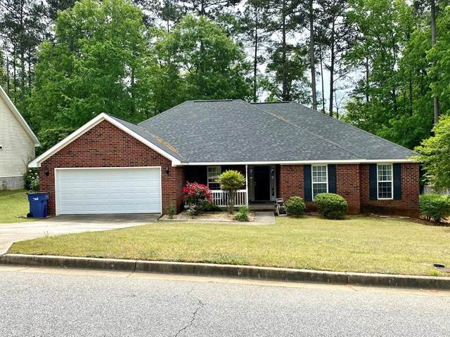 4705 Rhett Drive, Evans, GA 30809 (MLS #468588) :: Better Homes and Gardens Real Estate Executive Partners