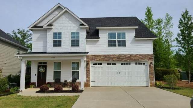 5605 Chesterfield Street, Evans, GA 30809 (MLS #468590) :: Better Homes and Gardens Real Estate Executive Partners