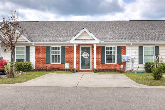 643 Brook Trail, Evans, GA 30809 (MLS #468619) :: Better Homes and Gardens Real Estate Executive Partners