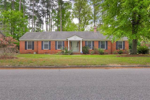 3520 Nassau Drive, Augusta, GA 30909 (MLS #468620) :: Better Homes and Gardens Real Estate Executive Partners