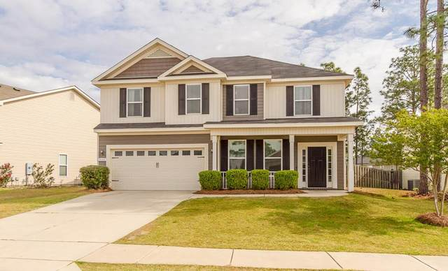 5106 Fairmont Drive, Graniteville, SC 29829 (MLS #468623) :: Rose Evans Real Estate