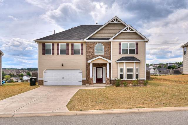 4075 Oval Terrace, Graniteville, SC 29829 (MLS #468634) :: The Starnes Group LLC