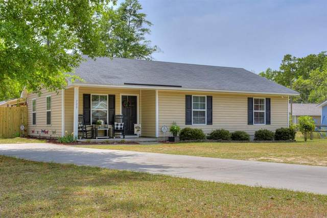 709 NW Hampton Avenue Nw, Aiken, SC 29801 (MLS #468636) :: Better Homes and Gardens Real Estate Executive Partners