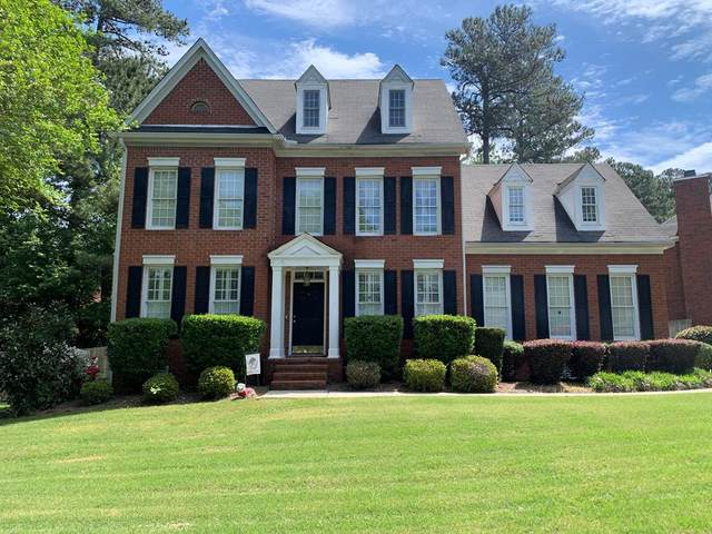 1359 Montrose Place, Evans, GA 30809 (MLS #468639) :: Rose Evans Real Estate