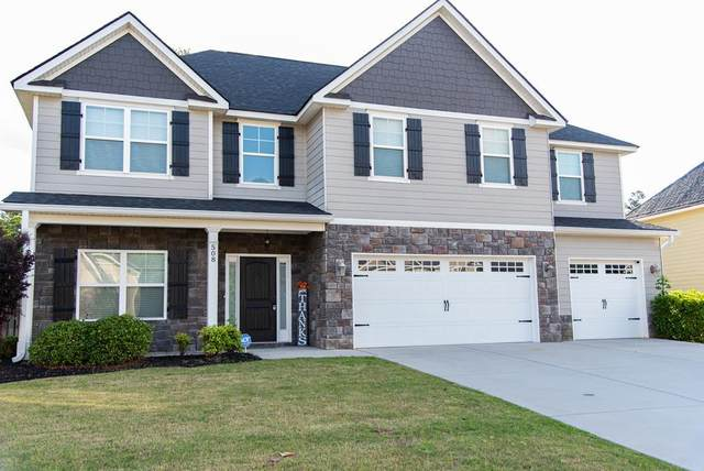 508 Salterton Way, Martinez, GA 30907 (MLS #468641) :: Better Homes and Gardens Real Estate Executive Partners