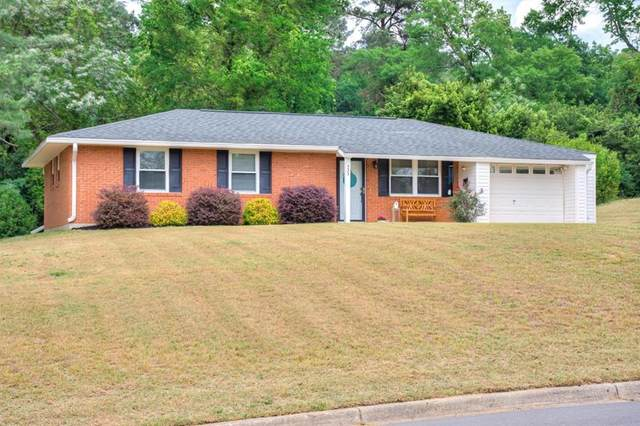 323 Edgewood Court, North Augusta, SC 29841 (MLS #468642) :: Better Homes and Gardens Real Estate Executive Partners