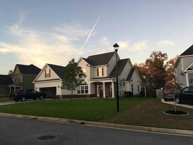 229 Edenbridge Way, Evans, GA 30809 (MLS #468653) :: Rose Evans Real Estate