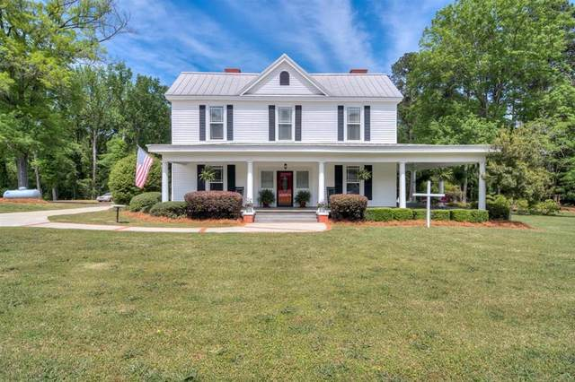 267 Elm Street, Lincolnton, GA 30817 (MLS #468655) :: Rose Evans Real Estate
