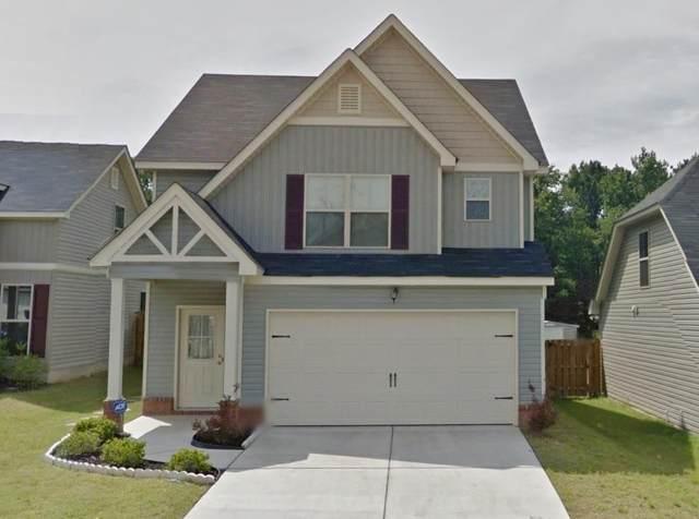 1125 Sierra Lane, Grovetown, GA 30813 (MLS #468663) :: McArthur & Barnes Partners | Meybohm Real Estate