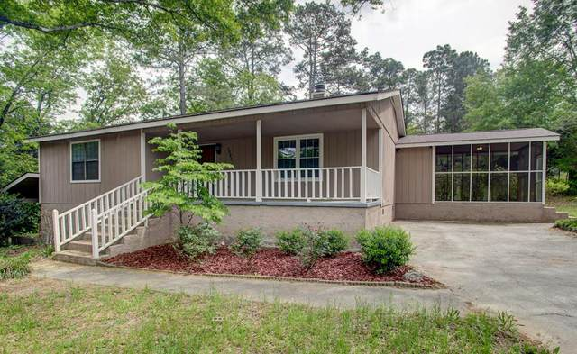 1583 Ascaqua Lake Road, North Augusta, SC 29841 (MLS #468665) :: Melton Realty Partners