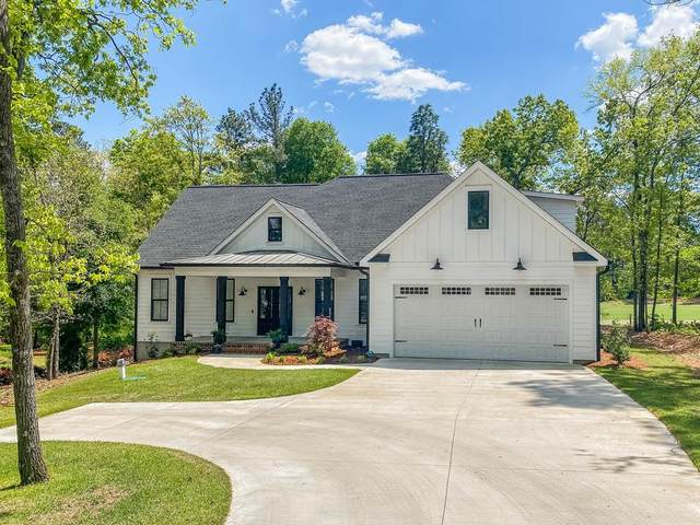 180 Bellewood Drive, Aiken, SC 29803 (MLS #468678) :: Melton Realty Partners