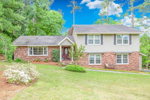 134 Vivion Drive, Aiken, SC 29803 (MLS #468679) :: Better Homes and Gardens Real Estate Executive Partners