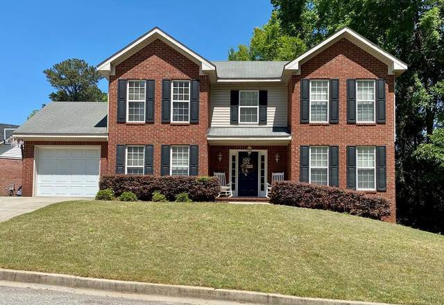 700 Spalding Court, Martinez, GA 30907 (MLS #468685) :: Melton Realty Partners