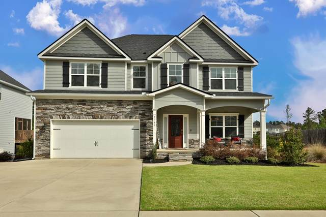 5761 Whispering Pines Way, Evans, GA 30809 (MLS #468691) :: Rose Evans Real Estate